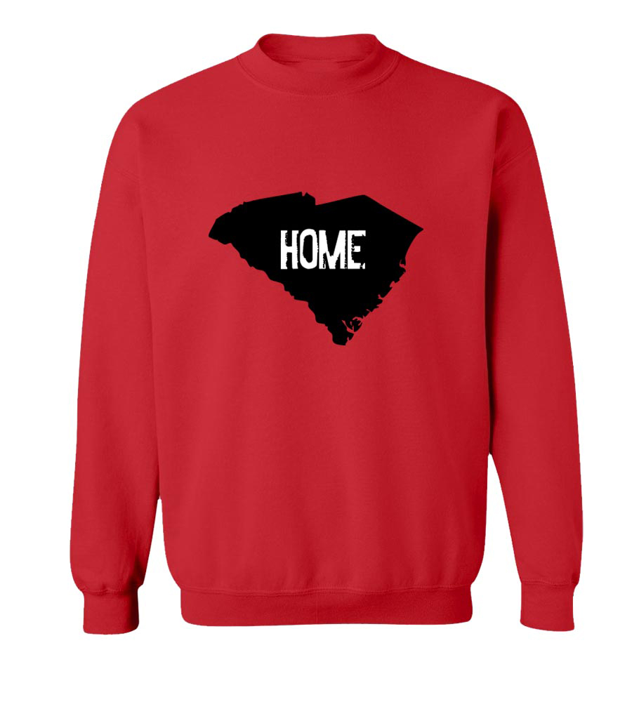 South Carolina Home Crew Neck Sweatshirt