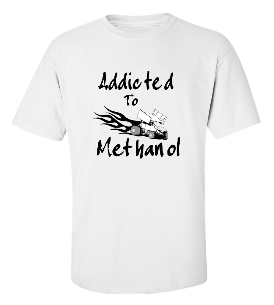 Addicted To Methanol T-Shirt