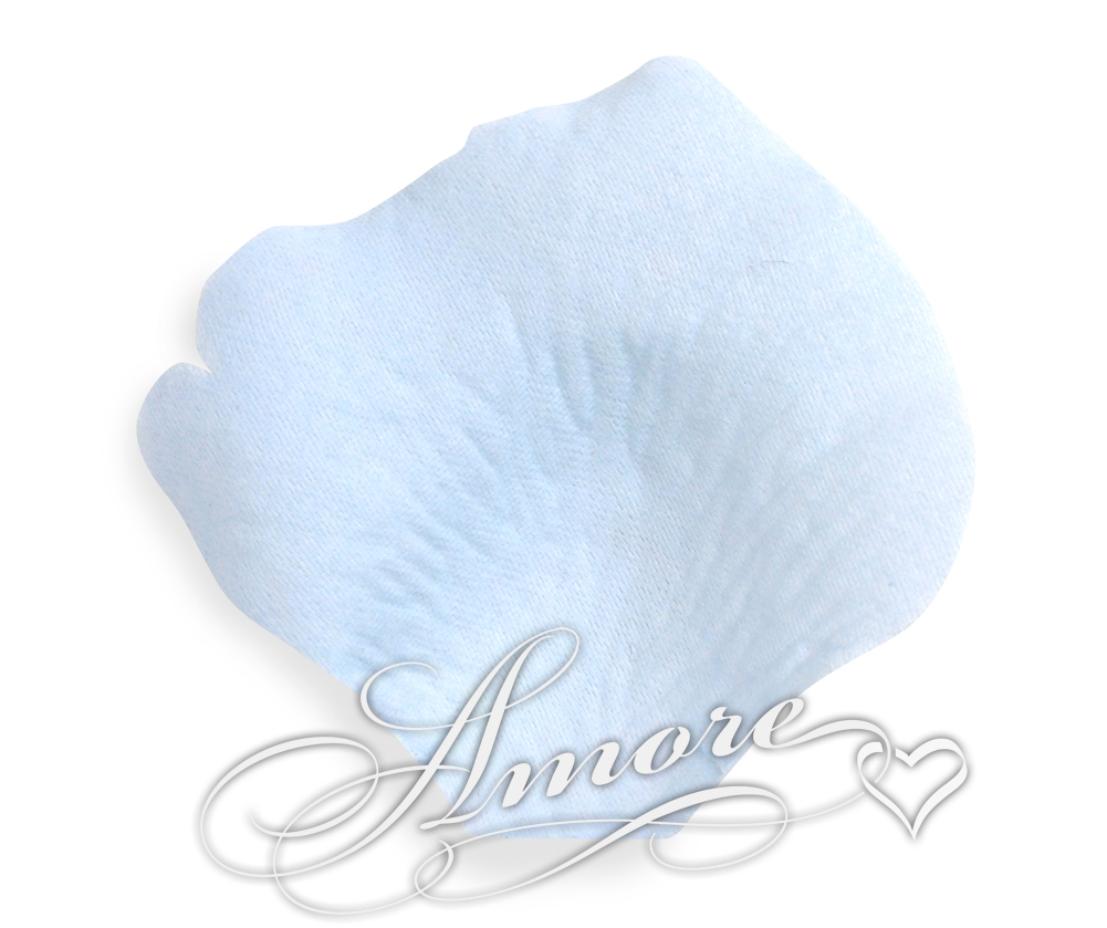 Blue Sky  Silk Rose Petals Wedding 4000