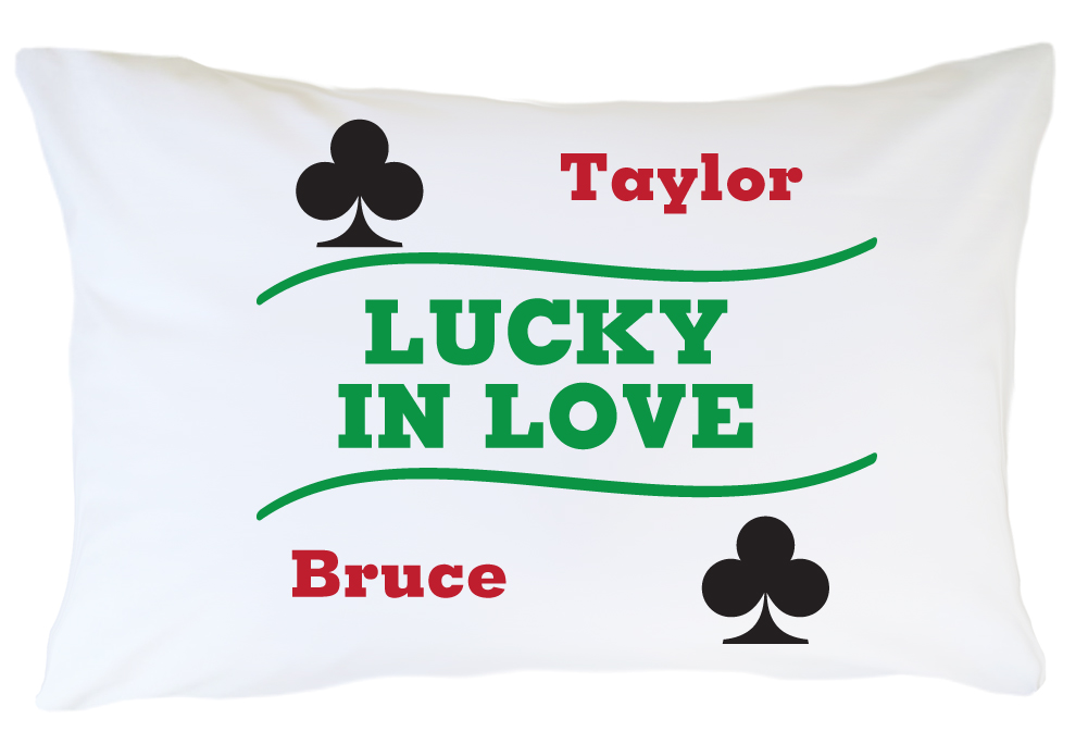 Mr. and Mrs. Personalized Pillowcase Set 2 pcs