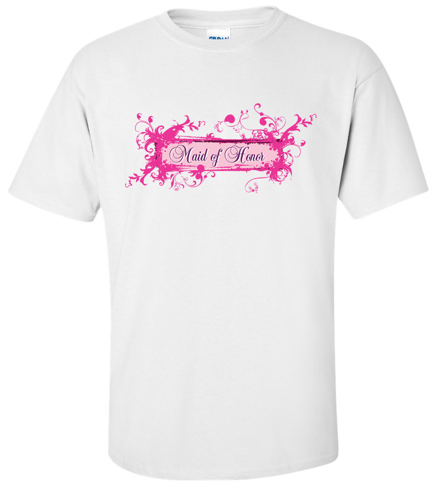 Maids of Honor T-Shirt