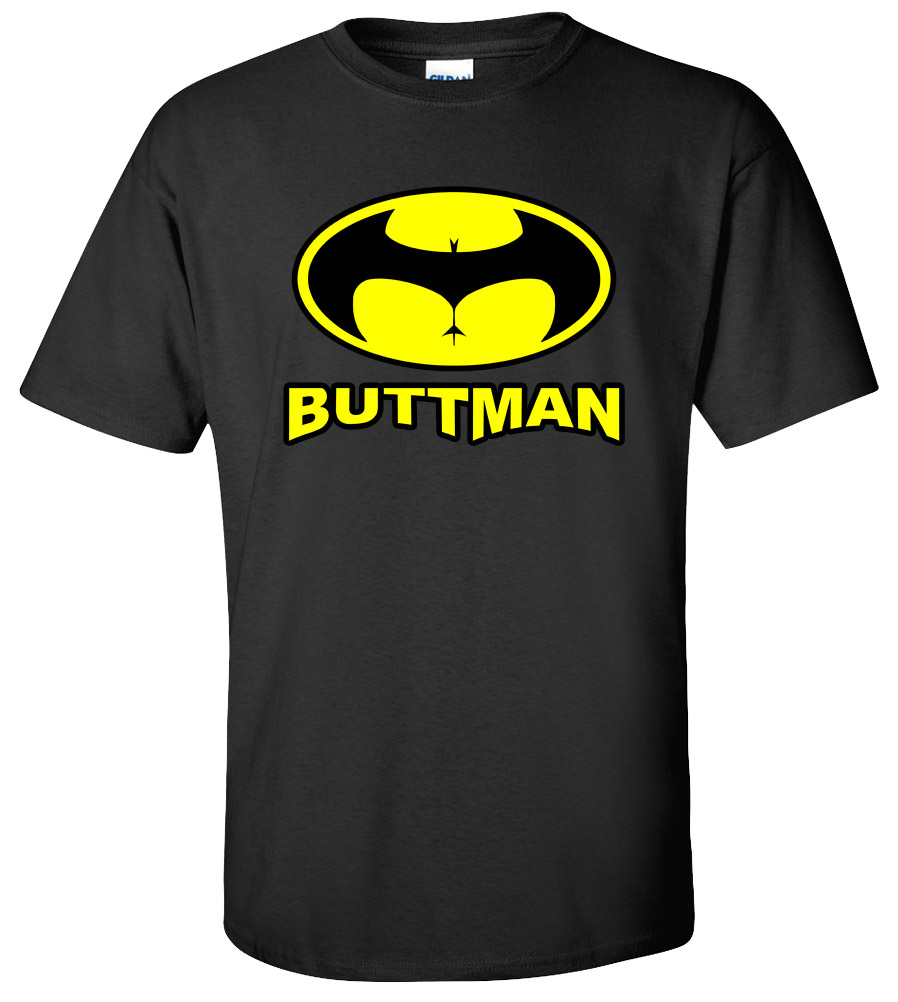 Buttman Funny College T Shirt