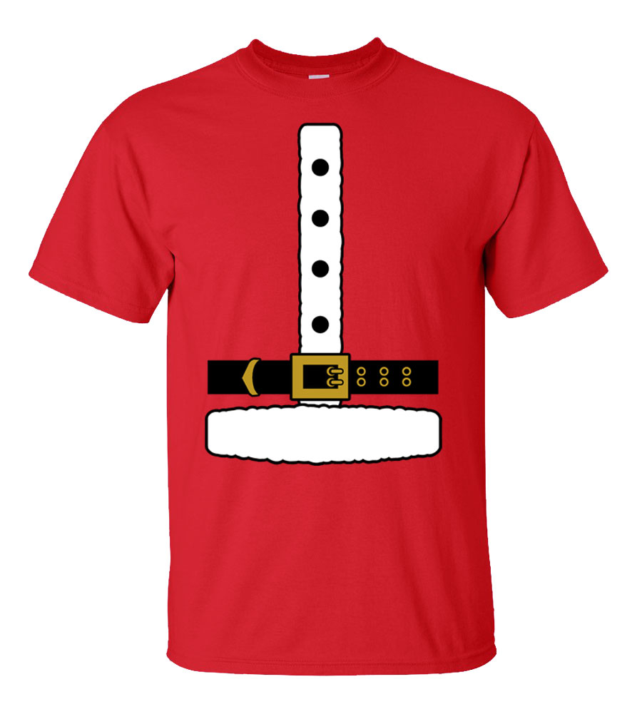 Santa Claus Christmas T Shirt