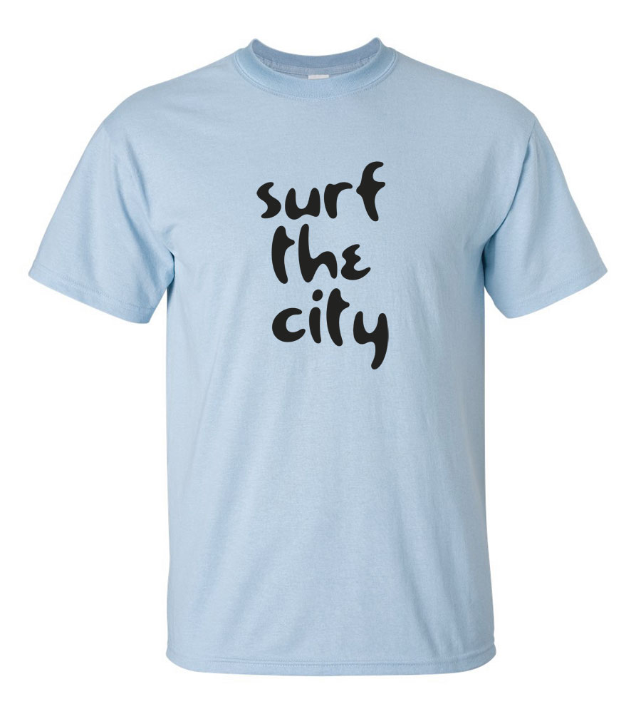 Surf the City T Shirt