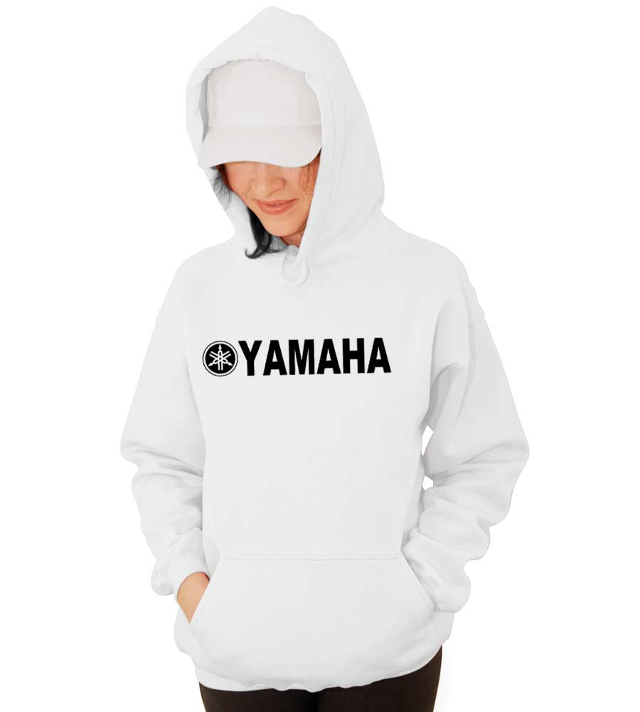 Yamaha Motorcycle YZF R6 Sport Race Bike Hooded Sweatshirt