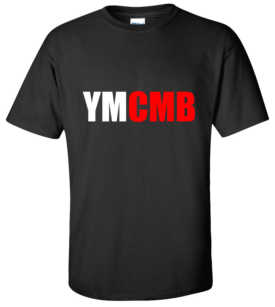 New YMCMB T-shirt Young Money Lil Wayne Weezy