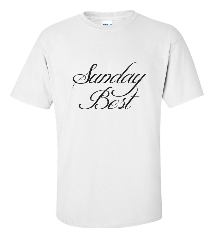 Sunday Best T-shirt