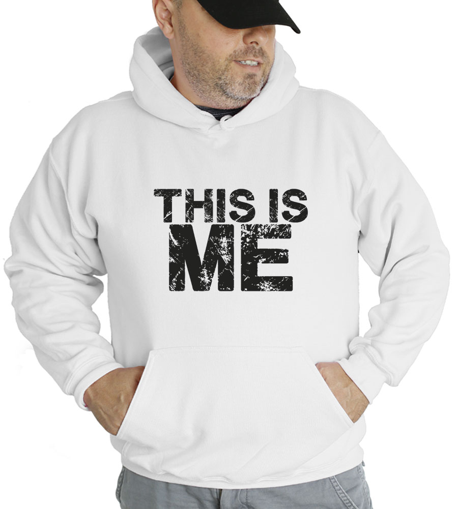 This Is Me Hooded Sweatshirt