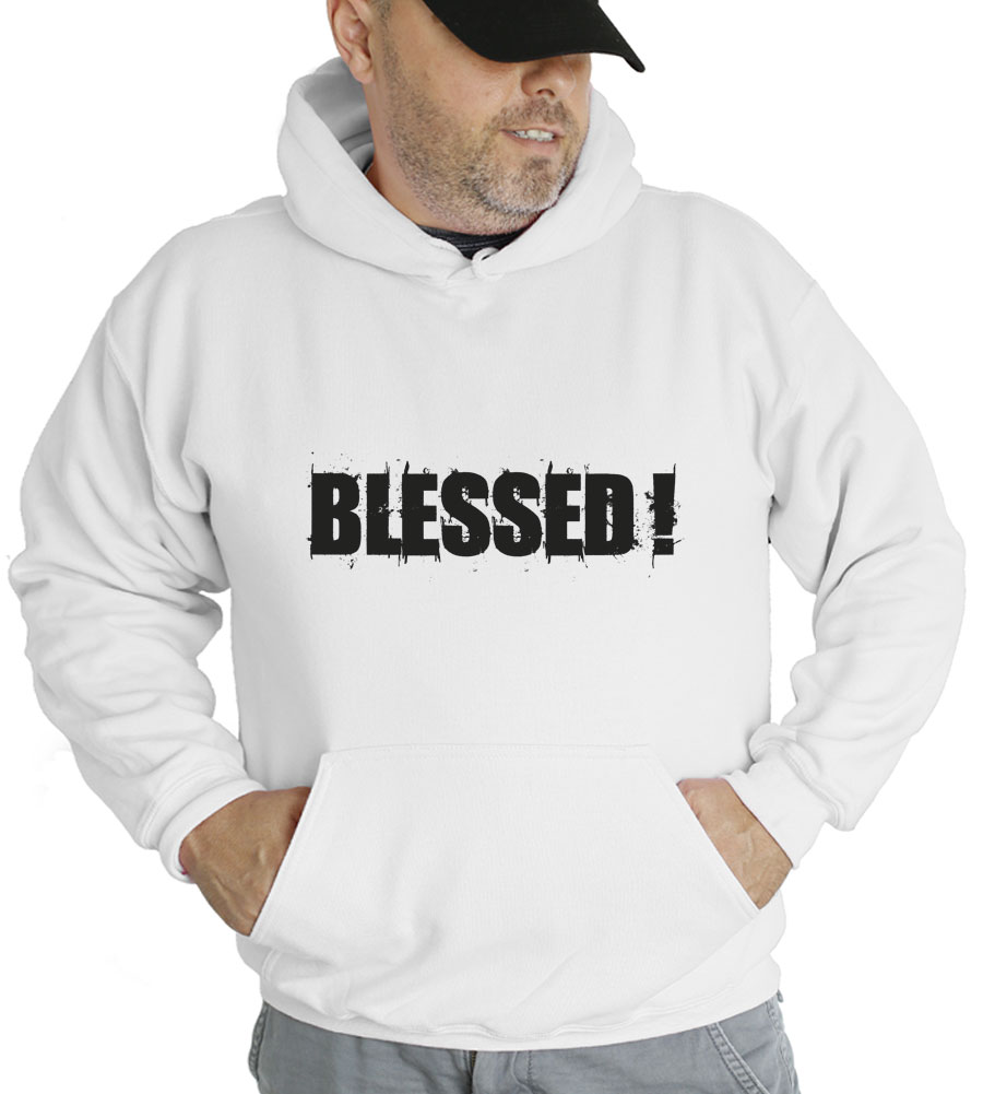 Blessed! Hooded Sweatshirt