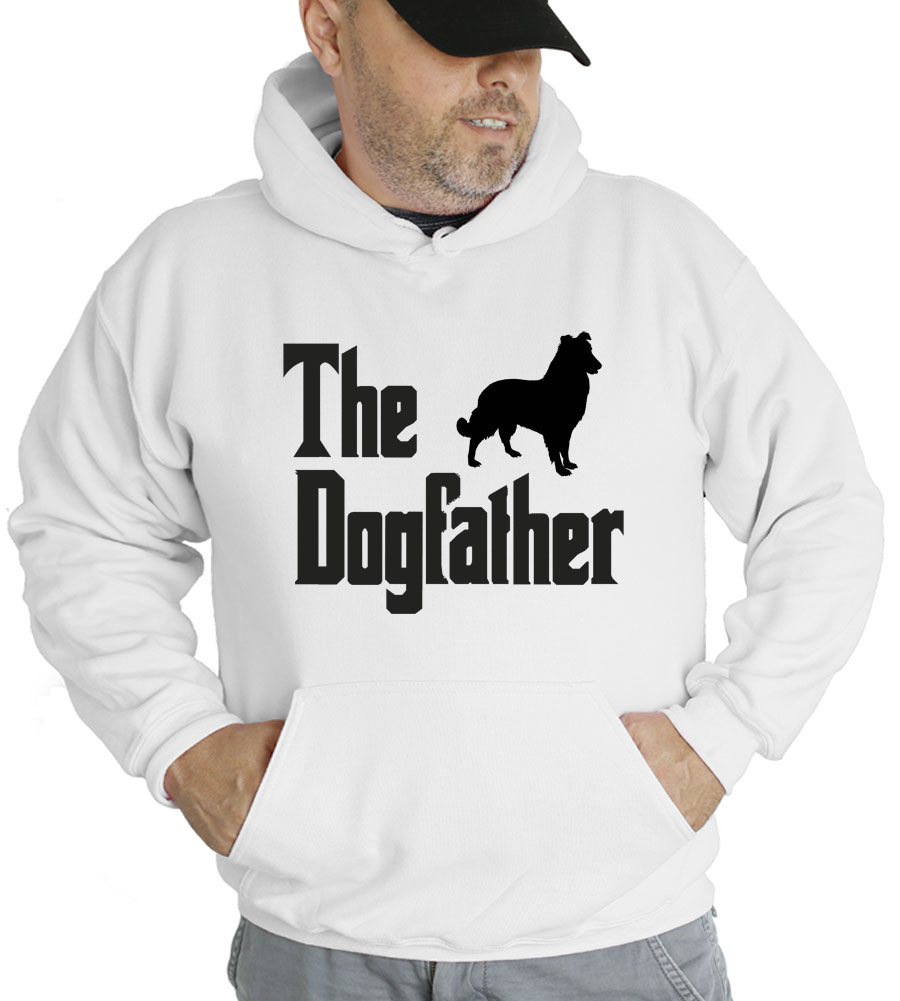The Dogfather Hooded Sweatshirt
