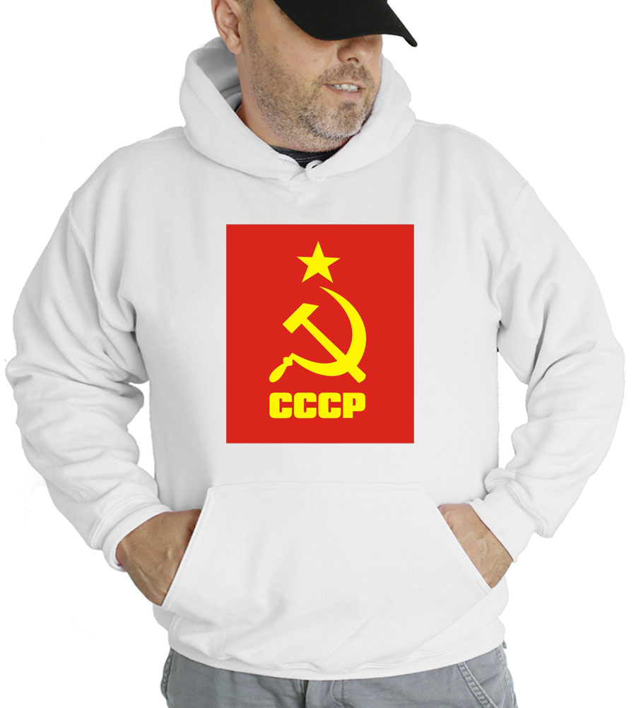 CCCP Hooded Sweatshirt
