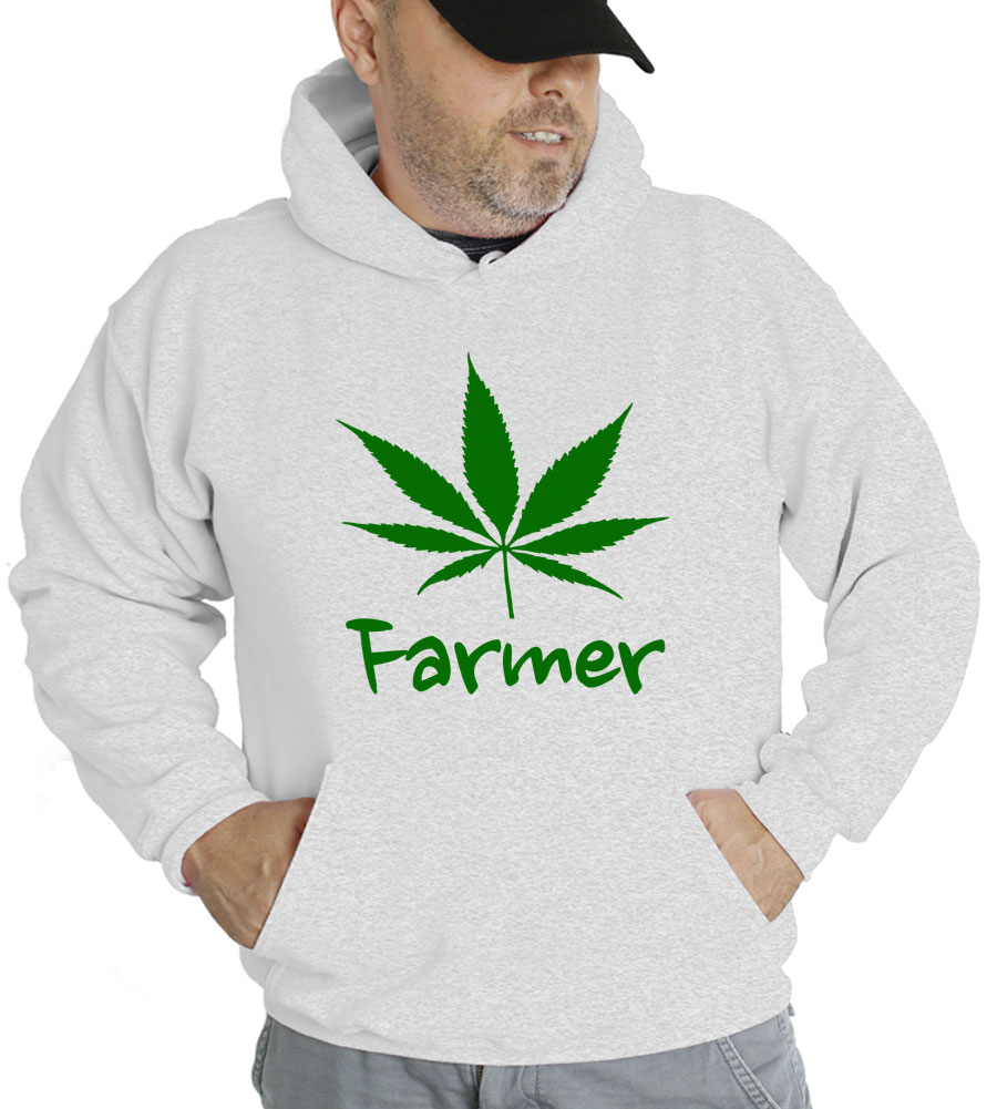 Farmer Hooded Sweatshirt