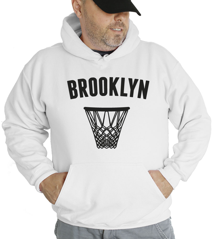 Brooklyn Nets Hooded Sweatshirt
