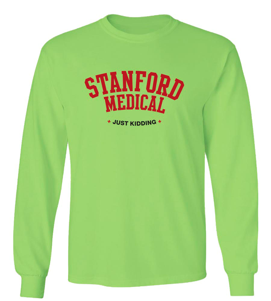 Stanford Medical Long Sleeve T-Shirt