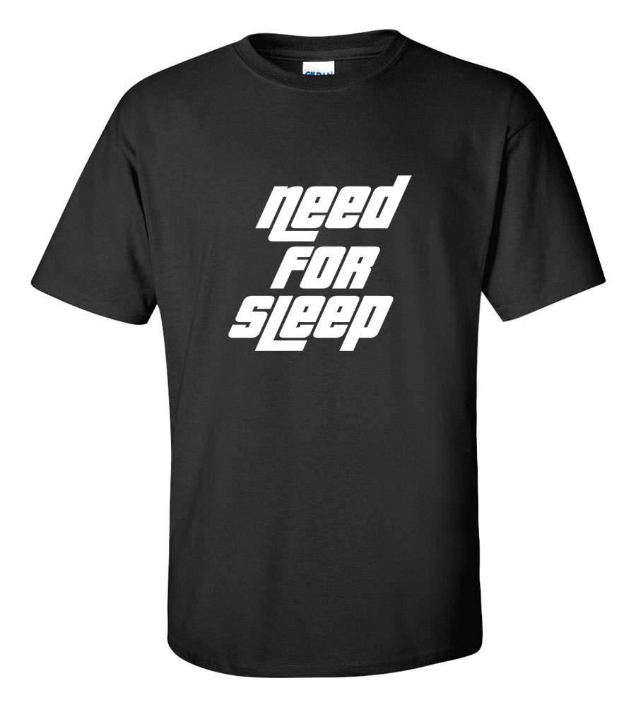 Need For Sleep Hooded Sweatshirt
