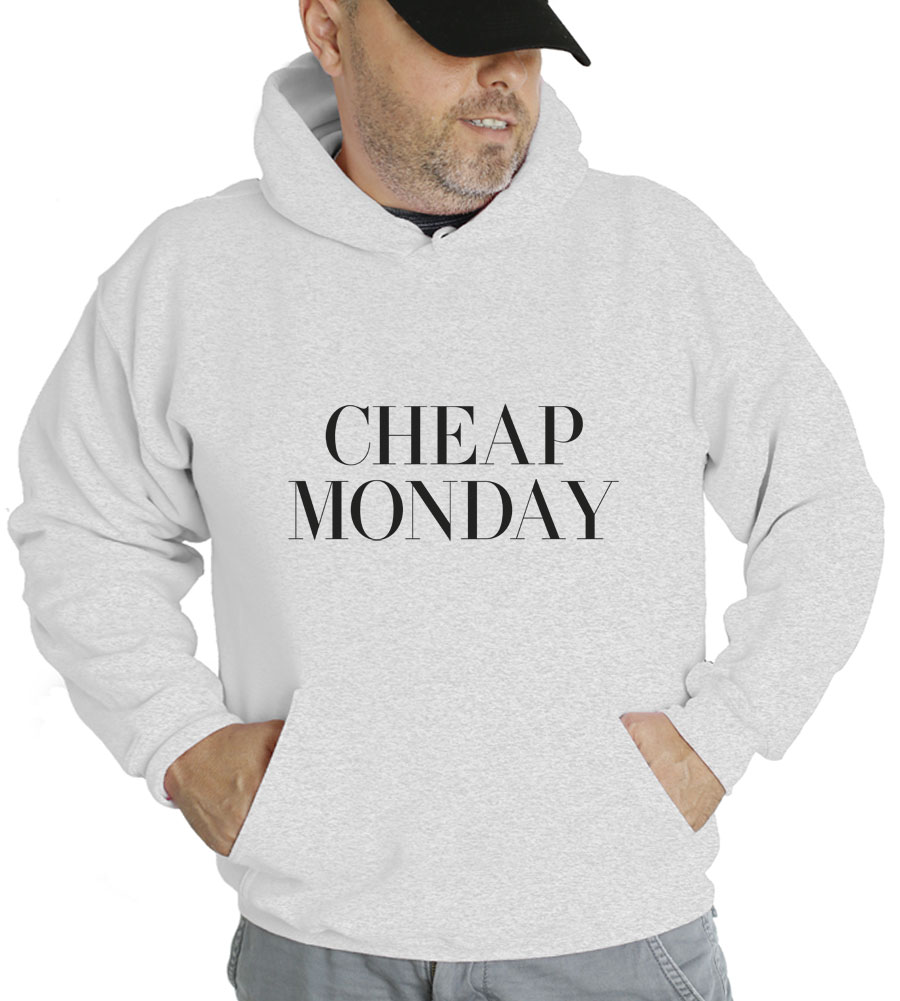 Cheap Monday Hooded Sweatshirt