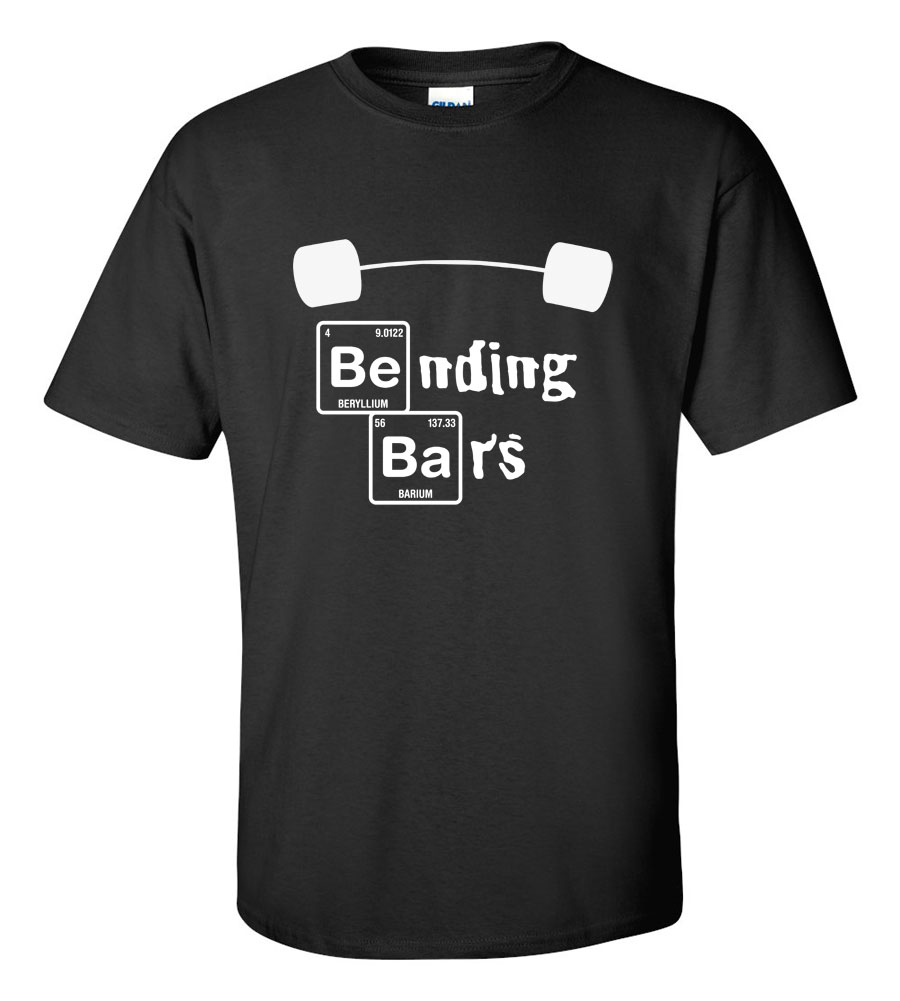 Bending Bars T-Shirt