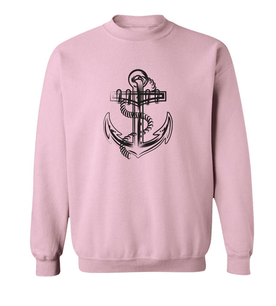 Anchor Crew Neck Sweatshirt