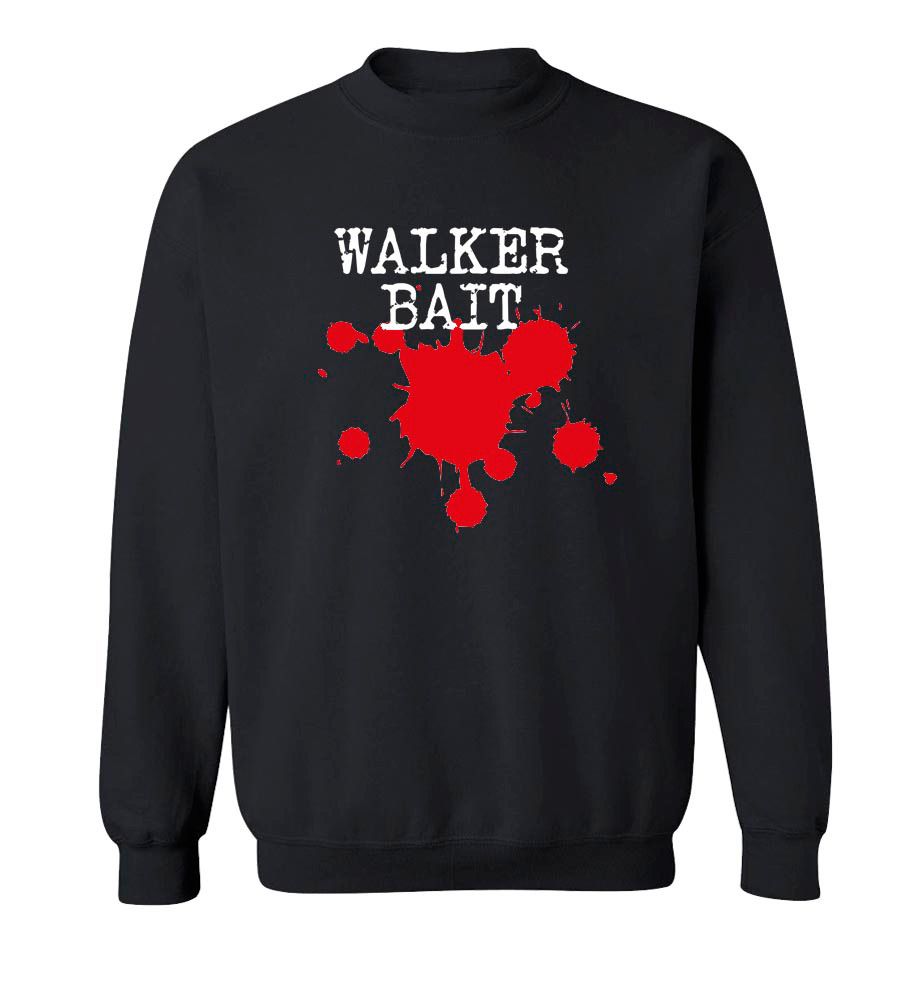 Walker Bait Down Crew Neck Sweatshirt