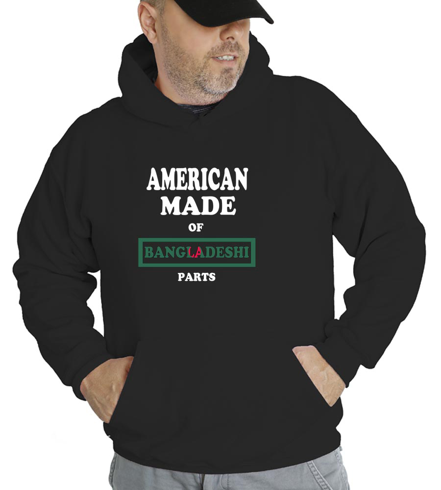 American Made of Bangladesh Parts