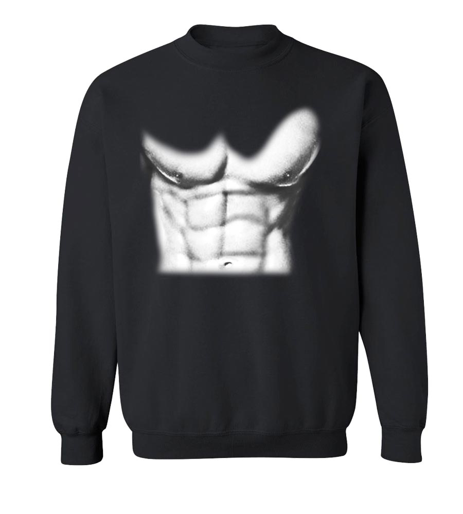 Six Pack Crew Neck Sweatshirt
