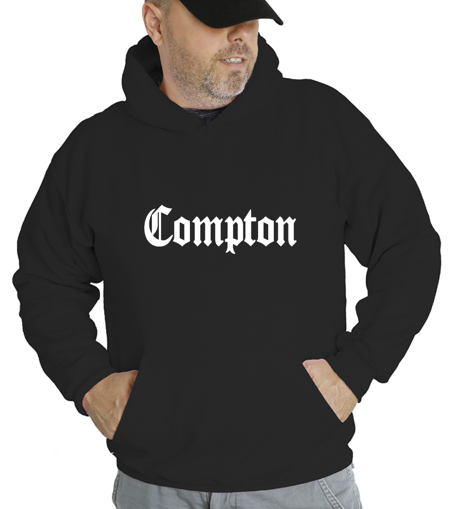 Compton Old English Easy Game Street Hooded Sweatshirt