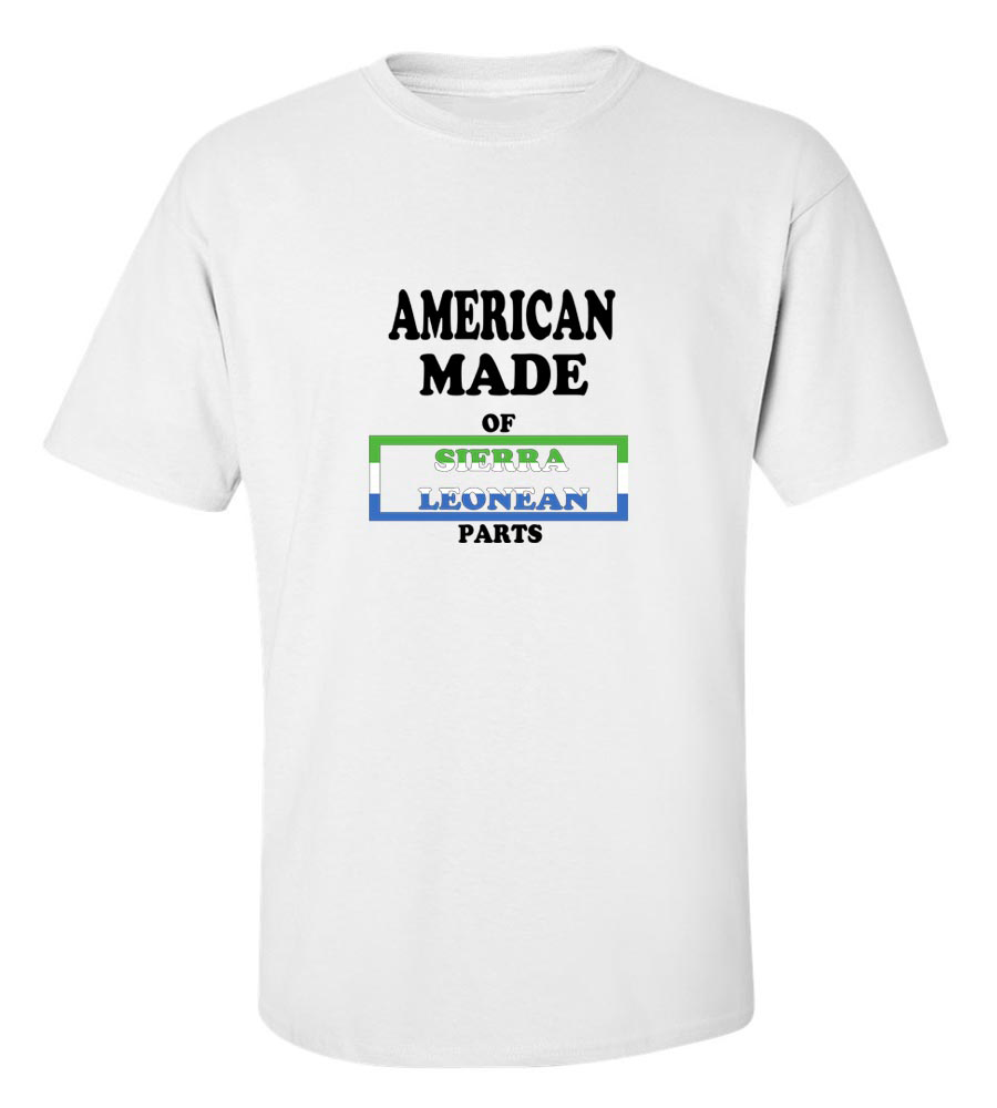 American Made of Sierra Parts T Shirt