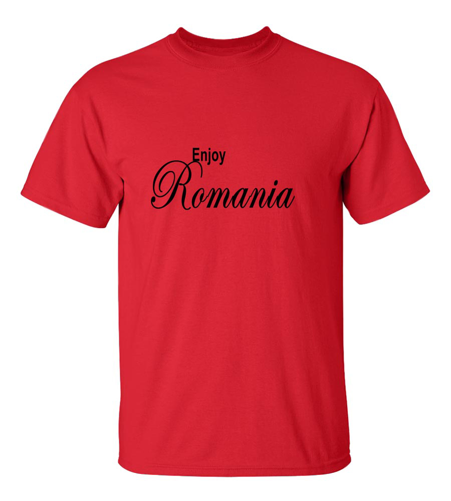 Enjoy Romania T- Shirt