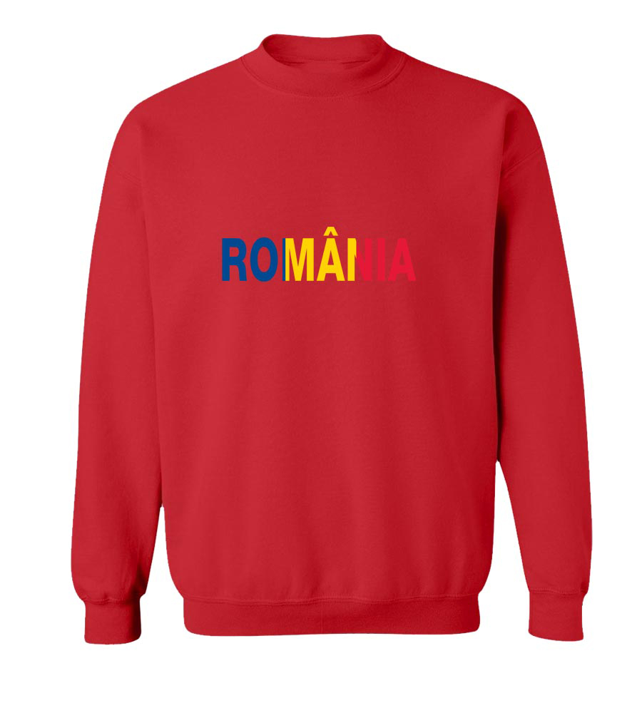 Romania crew neck Sweatshirt