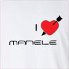 I Love Manele Long Sleeve T-Shirt