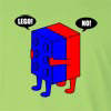 Lego! No! Long Sleeve T-Shirt