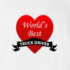 World Best Truck Driver T Shirt