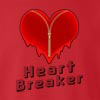 Heart Breaker crew neck Sweatshirt