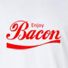 Enjoy Bacon Long Sleeve T-Shirt