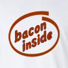 Bacon Inside Long Sleeve T-Shirt