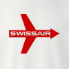 SwissAir Crew Neck Sweatshirt