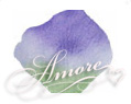 Vogue Green and Lavender Silk Rose Petals Wedding 100