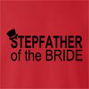 Stepfather Of The Bride crew neck Sweatshirt