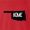 Oklahoma Home Crew Neck Sweatshirt