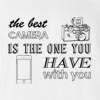 The Best Camera Is The One You Have With Me T-Shirt