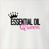 Essential Oil Queen Crew Neck Sweatshirt
