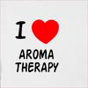 I Love Aroma Therapy Hooded Sweatshirt