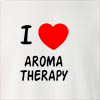 I Love Aroma Therapy Crew Neck Sweatshirt