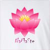 Namaste Lotus 3 Long Sleeve T-Shirt