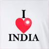 I Love India Ashoka Dharma Long Sleeve T-Shirt