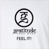 Gratitude Yoga Wear Feel It! Long Sleeve T-Shirt