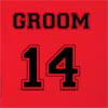 Groom 14 Hooded Sweatshirt