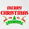 Merry Christmas New Year Crew Neck Sweatshirt