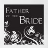 Father of the Bride Wedding T Shirt 2