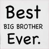 Best Big Brother Ever Hooded Sweatshirt